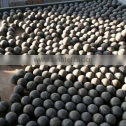 chinese best quality of carbon steel ball for silver mine