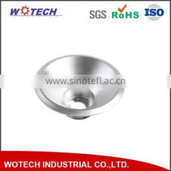 Metal spinning parts for lamp shade