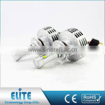Quick Lead High Brightness Ce Rohs Certified High Power Led Headlight Bulb H7
