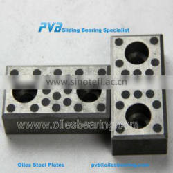 Cast Sliding Plates,MWF Standard Sizes Wear Plate,MWF125-125 Oiles Steel Slide Plate