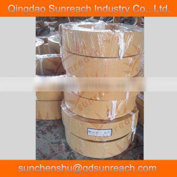 Woven Resin Brake Lining Rolls With Copper Wire