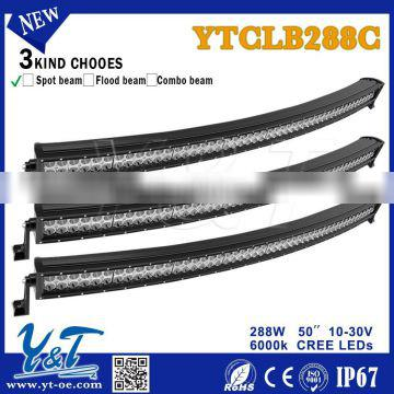 The cheapest and latest 50'' bar led light 12v with high quality