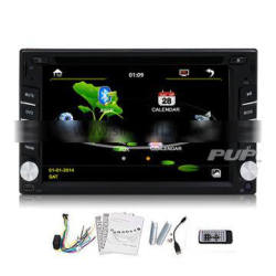 3g Dual Din Touch Screen Car Radio 10.2 Inch For Bmw
