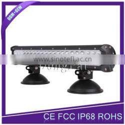 "126w Dual Row LED Light Bar 10"" 20"" 30"" 40"" 50"" atv suv original factory price"