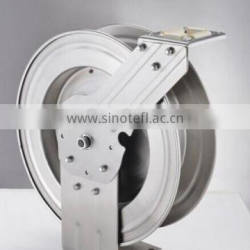 China Economy Retractable Stainless Steel Hose Reel