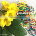 Hot Sale Color natural latex rubber bands