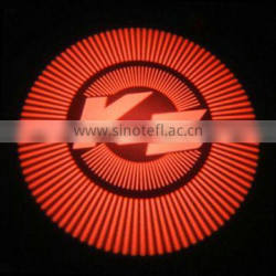 car led logo light ghost shadow light