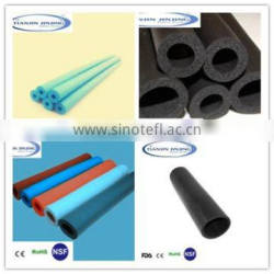 top quality customized hard rubber tube