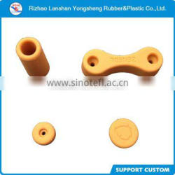 best selling silicon mold parts silicon rubber end cap