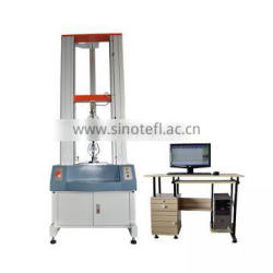 Wholesale 5KN 10KN 20KN Steel Wire Tensile Strength Tester Electronic Universal Testing Machine