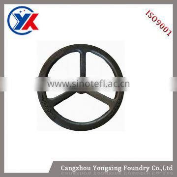 OEM Resin Sand Casting wrought iron wheels