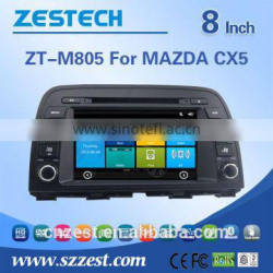 touch screen car dvd player for MAZDA CX5 surpport OEM/ODM