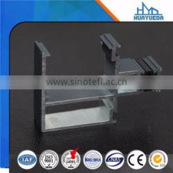 China Supplier Aluminum Curtain Wall Frame