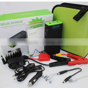 50800mAh Car Jump Starter Auto Engine EPS Emergency Start Battery Source Portable Charger power bank