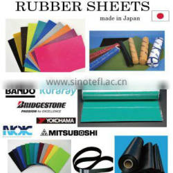 Durable and High quality rubber soling sheet, rubber sheet with multiple functions made in Japan