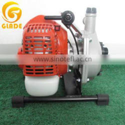 Recycle water pump working principle garden machine