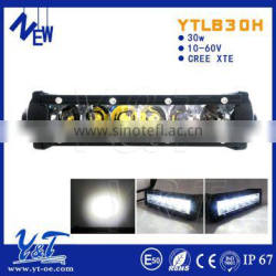 YTLB30H led flexible magnetic work light forklift warning light for ATVfor coral reef led light bar