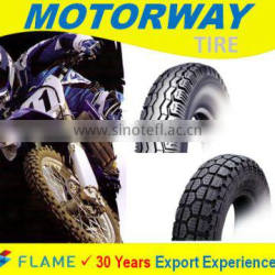 Asian Top Quality Rubber Motorcycle Tire 3.00-18