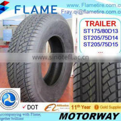 SHOCK PRICE radial trailer tire st225/75r15 tire radial