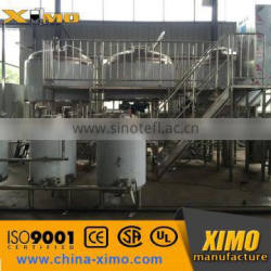 5000l high quality whirlpool tank with used brewery equipment for sale