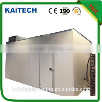 spray booth with CE certificate