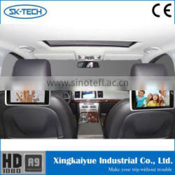 The most popular headrest DVD player monitor for all cars