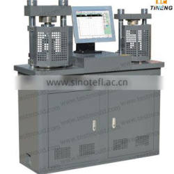 300kn Automatic Flexure and Compression Testing Machine/cement flexural and compression testing machine