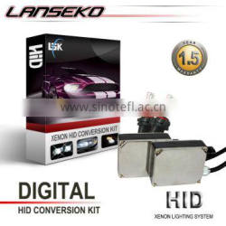 China HID Manufacture CE Certification headlight type hid xenon lamp 12v 55w AC Hi/Lo hid kit