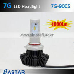 eastar led car headlight g7 9005 for toyota hondda