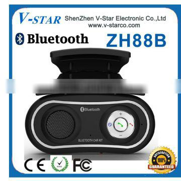 Wheel Wireless Bluetooth Handsfree Car Kit, Handsfree Bluetooth Car Kit