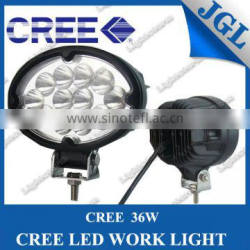 "New 6.5"" CREE 36W LED Work Light driving Lamp Truck SUV Mining Off-road Flood/Spot beam worklight led driving light"