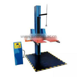 60KG Double Wings Corrugated Box Package Drop Falling Testing Equipment