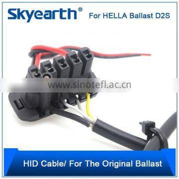 Fast delivery hid car accessory 12v 35w harness