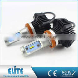 Quick Lead High Intensity Ce Rohs Certified 2016 12V Led Headlight