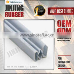 heat resistant rubber strip