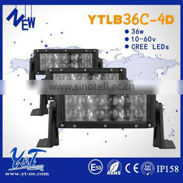 Wholesales high lumen 36w Led Light Bars For Trucks with 12 months warranty led light bar