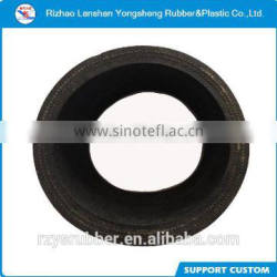 high quality cylinder rubber canvas hose professional supplier