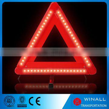 Portable emergency led light bulbs triangle prices
