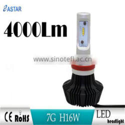 h16 base led auto light 12V Voltage