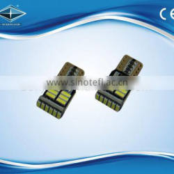 Canbus Slove Error LED Lighs New Arrival T10 W5W 4018 Chips