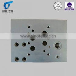 China supply forged and casting valve body