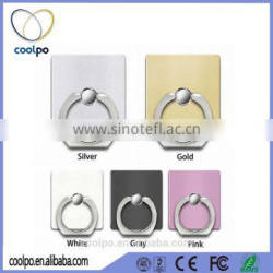 Small packaging finger Grip strap ring hand cell phone holder