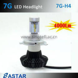 h4 led headlight manufacturer 2016 hot selling g7 type