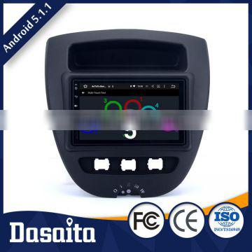 Cheap Support DVR OBD Front touch screen car dvd player with GPS for toyota