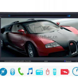 Volkswagen Dual Din ROM 2G Bluetooth Car Radio 1024*600