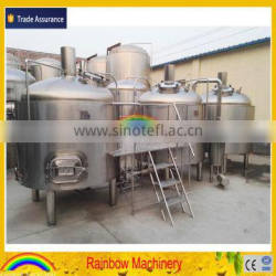 2000L/20BBL beer brewing equipment, beer brewery equipment, beer fermenter with cooling jacket