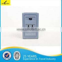 110v to 220v Plug Adapter Universal Travel Voltage Converter