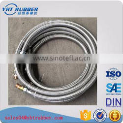 China manufacturer excellent material ISO9001 Natural braided flexible metal hose
