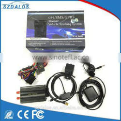High quality TK103 vehicle gps tracker online tracking tracker gps