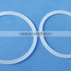 Silicone rubber mat production